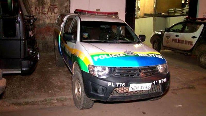 MAIS UM: Suspeito é preso furtando escritório de advocacia na capital