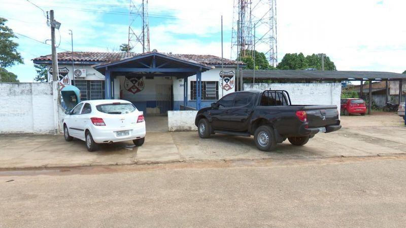 Dupla é presa após invadir e construir cerca em unidade de conservação Parque Estadual de Guajará-Mirim