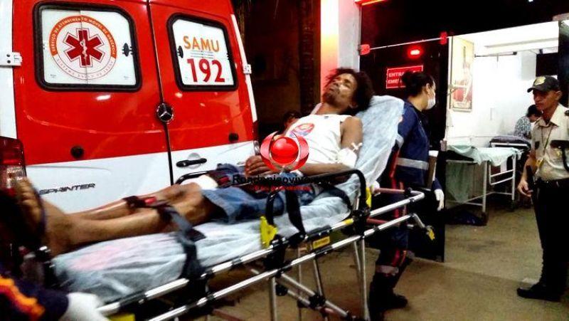 FACADA: Briga por causa de herança entre irmãos acaba em tentativa de homicídio
