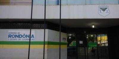 Pai é preso por se masturbar na frente dos filhos em Porto Velho