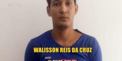Rolim de Moura – Homem acusado de crimes de roubo, receptação e porte ilegal de arma...