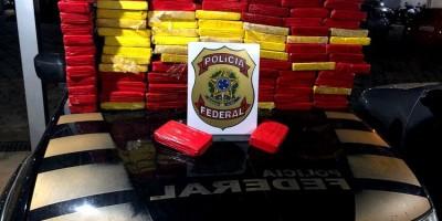 HIDRA: PF deflagra operação contra tráfico internacional de drogas
