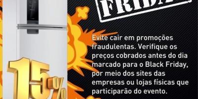 Procon de Rondônia dá dicas aos consumidores sobre produtos na Black Friday