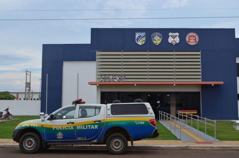 Rolim de Moura – Apenado que não retornou ao presídio, após saída temporária do dia das crianças, é recapturado por policiais militares do 10° BPM