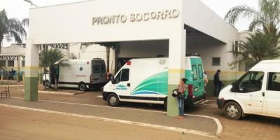 Vítima mais grave de ataque a facão apresenta melhora e segue para enfermaria em Porto...