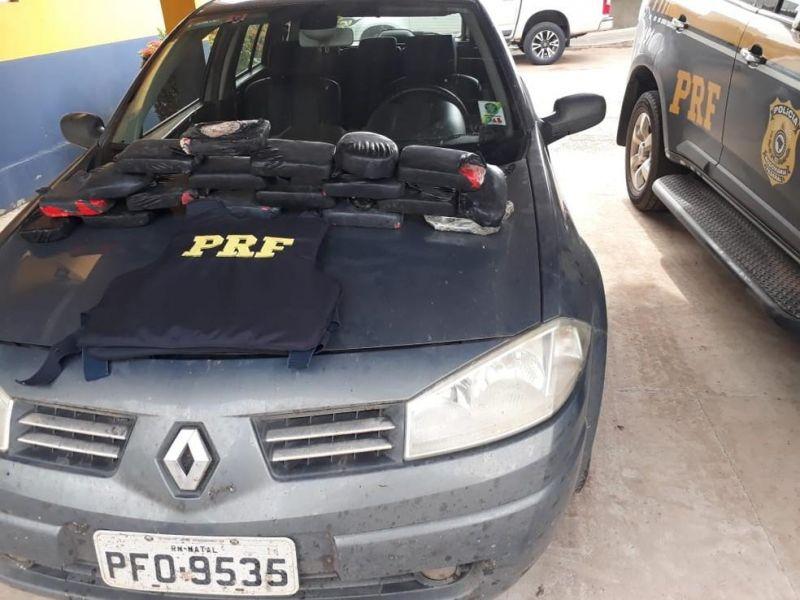 Advogado do Rio Grande do Norte é preso com 18 Kg de cocaína em Rondônia