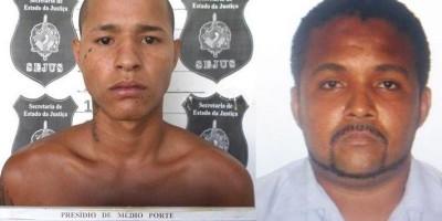 Agente penitenciário e namorada foram abordados em carro pelos criminosos mortos em...