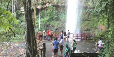 Complexo de lazer do Vale das Cachoeiras recebe investimentos de R$ 3 milhões