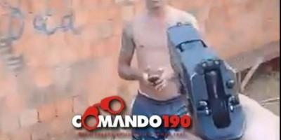 Delegacia de Polícia de Mirante da Serra prende membros de facção que cometeram...