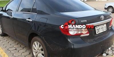 Jovem é preso se masturbando dentro de automóvel, com placa de Rolim de Moura