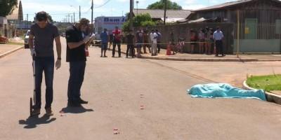 Menina de 15 anos e namorado são mortos a tiros em Vilhena, RO