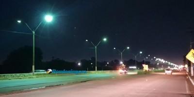 PORTO VELHO: Dnit fará iluminação da BR-364 entre Faro e Unir; Manutenção será da...