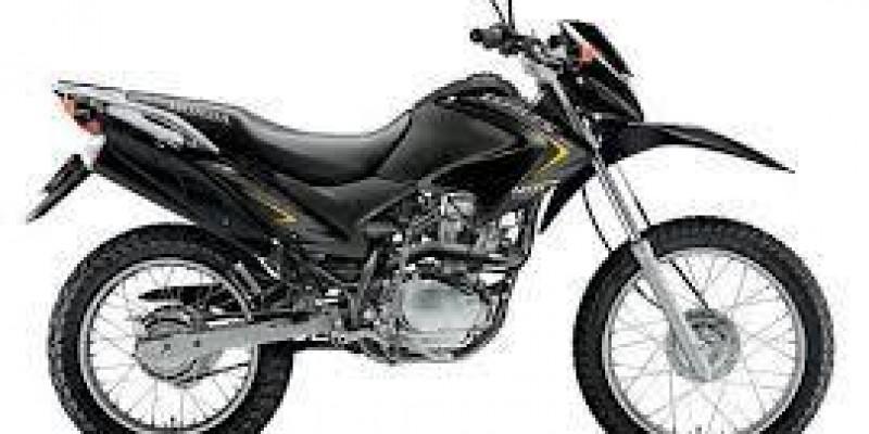 Rolim de Moura-Homem vai para festa e tem motocicleta Honda Bros furtada nesta madrugada