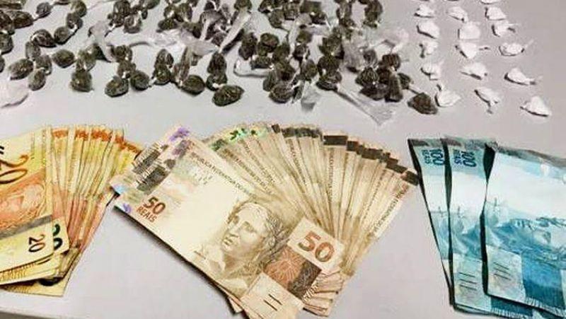 CONFESSOU: Foragido que enterrou tornozeleira é preso vendendo droga