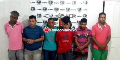 DESARTICULADO: Bando suspeito de assaltos é preso após negociação de moto roubada