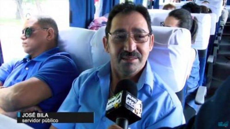 O transporte de pacientes do município de Rolim de Moura à Porto Velho (RO), tem mais comodidade