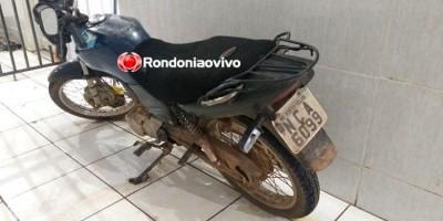 POPULAÇÃO PEGOU: Adolescente é detido com moto roubada após assaltos simultâneos na...