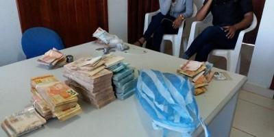 PORTO VELHO: PRF apreende mais de 110 mil reais com três bolivianas