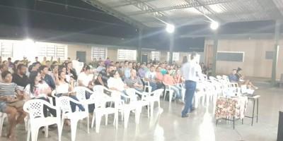 ACISLO e ACISF promovem palestra de consultoria