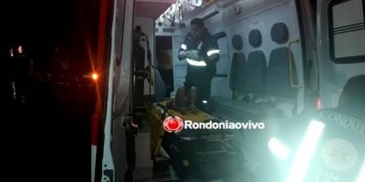 CRIANÇA: Família é atropelada em semáforo por táxi compartilhado