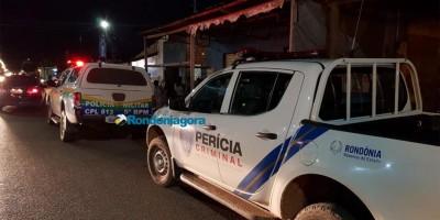 Criminosos tentam matar homem a tiros na Zona Leste de Porto Velho