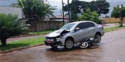 Homem envolvido em acidente com morte é preso em Vilhena, RO