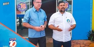 Contas Eleitorais de Dr. Lauro e Delegado Morari são aprovadas sem ressalvas