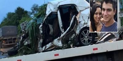Irmãos saem para comprar carro e na volta para casa morrem em acidente