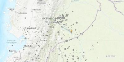 Prédios tremem em Porto Velho após terremoto de 7,5 graus no Equador