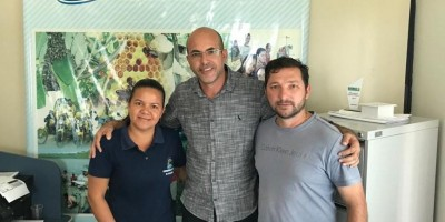 #ACISMIG – Ismael Crispin reconhece os estímulos da associação comercial de São...