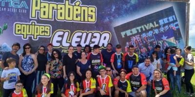 Alunos do Sesi Vilhena ressaltam Torneio Nacional de Robótica como excelente...