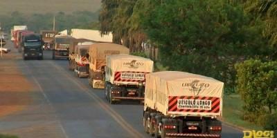 AUMENTO: Preço do diesel será reajustado a cada 15 dias, diz Petrobrás