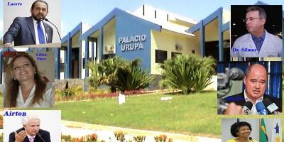 Corrida pela prefeitura de Ji-Paraná já tem muitos nomes viáveis