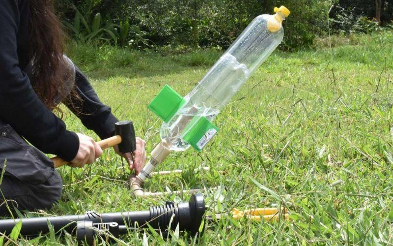 Estudantes de Porto Velho se preparam para Mostra Brasileira de Foguetes; veja como participar