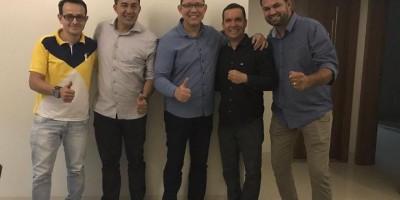Governador Marcos Rocha nomeia ex-morador de Rolim de Moura como Residente do DER em...