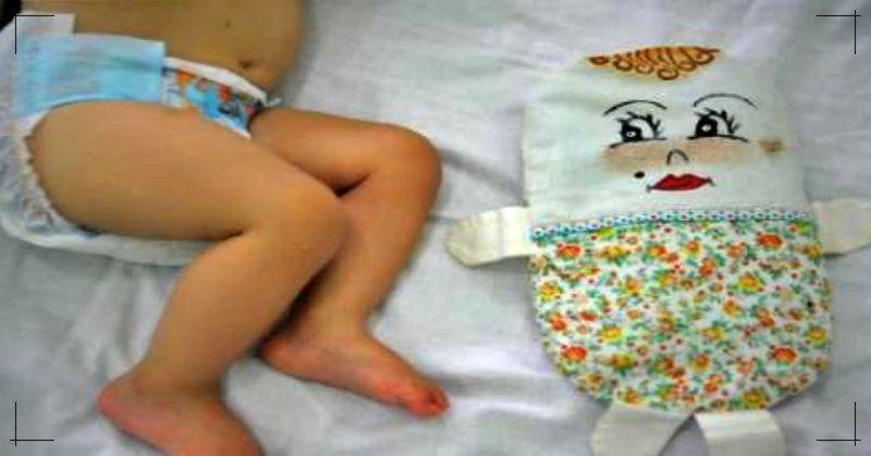 Mãe estupra sua bebê de três anos e cena é desesperadora