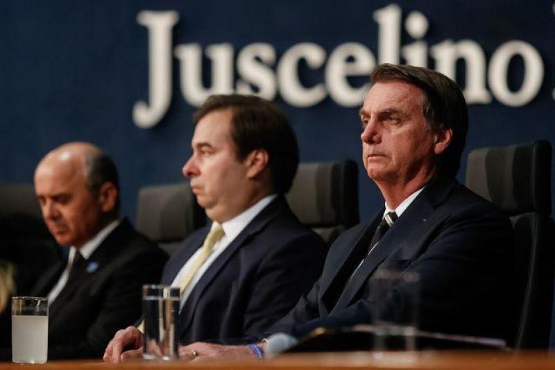 Maia afirma que articulação da Previdência é competência de Bolsonaro
