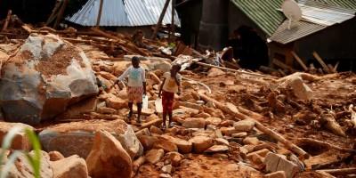 Número de mortos pelo ciclone Idai chega a 783 no sudeste da África