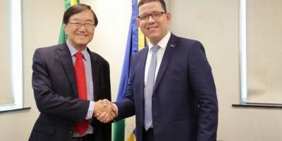 Parcerias comerciais entre Rondônia e China ganham força após encontro