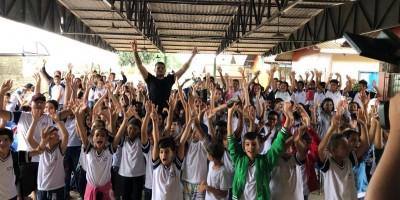 ROLIM DE MOURA: Projeto descobrindo talentos musicais nas escolas