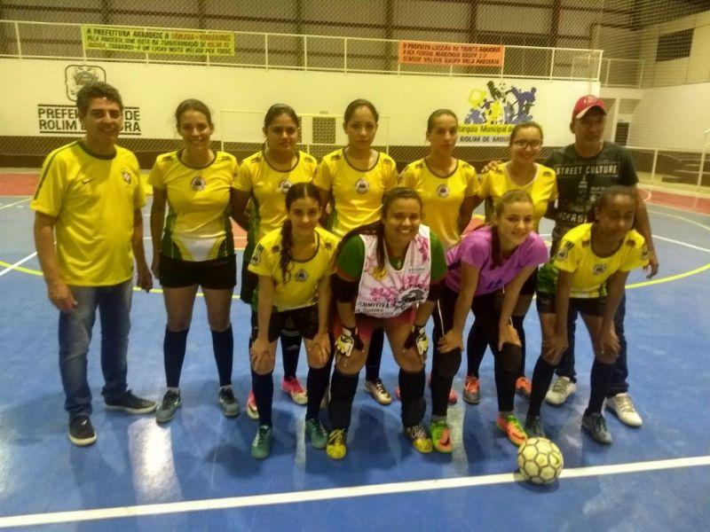 ROLIM DE MOURA: Autarquia realizará campeonato de futsal feminino