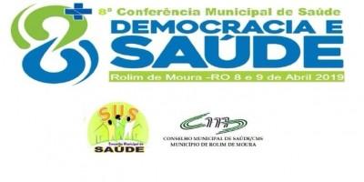 ROLIM DE MOURA: Conferência Municipal de Saúde será nos dias 08 e 09 de Abril
