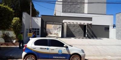 ROLIM DE MOURA: CREA-RO fará fiscalização em construções civis particulares