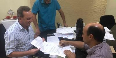 ROLIM DE MOURA: Ginásio Emerson Scheubauer será reconstruído