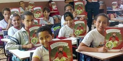 ROLIM DE MOURA: Parceria na educação leva Proerd à sala de aula