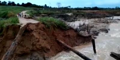 Sedam e Ibama avaliam impactos causados por rompimento da barragem