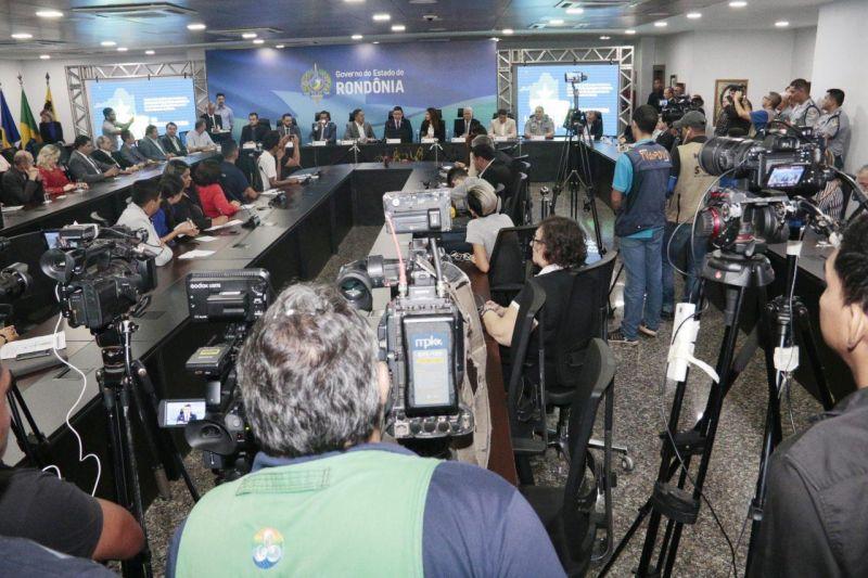 100 DIAS: Governador Marcos Rocha faz balanço do inicio do mandato