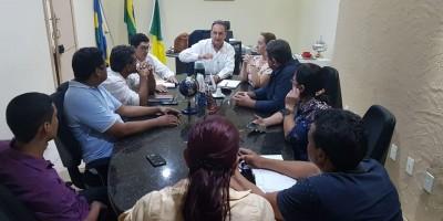 Busca por melhorias na saúde de Rolim de Moura e Zona da Mata é debatida entre...