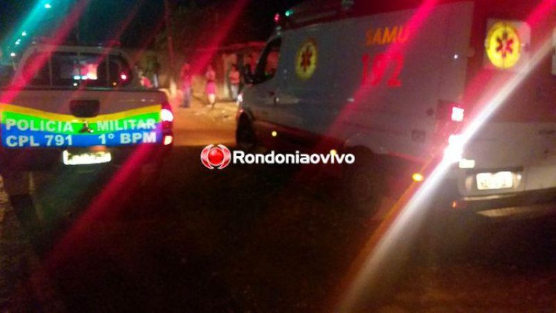 FACADAS: Vizinho salva a vida de mulher e quase acaba morto pelo ex-marido dela em Porto Velho