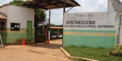 Mais nove presos fogem do complexo penitenciário de Porto Velho